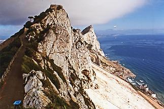 Crest of The Rock of Gibraltar