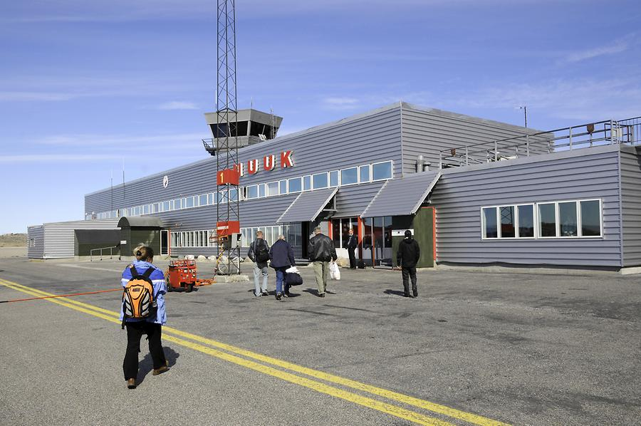 Nuuk - International Airport