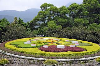 Flower Clock Yangmingshan