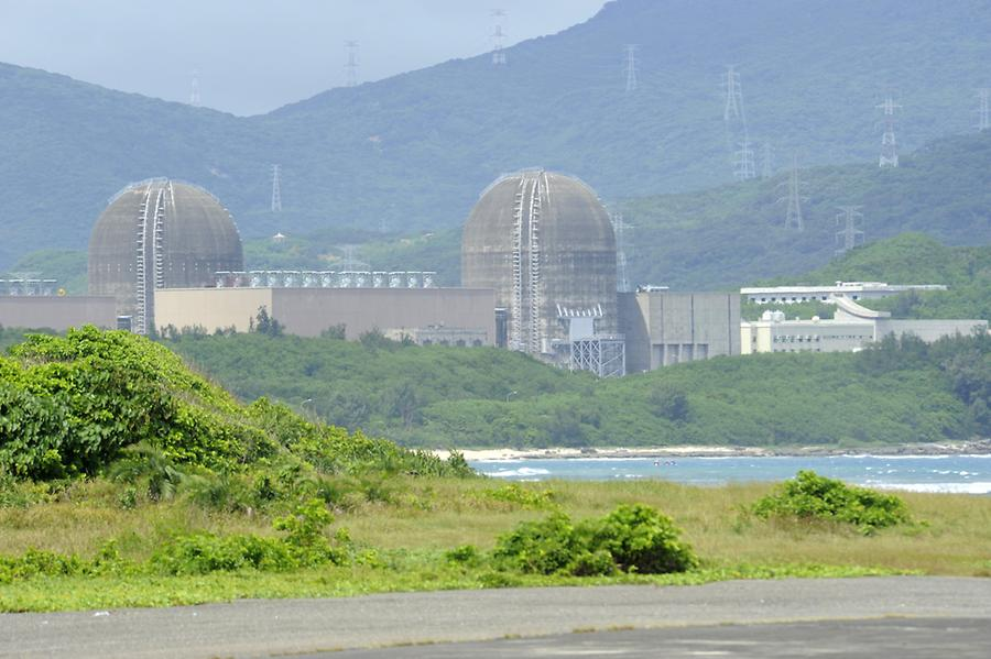 Nuclear Power Plant Nanwan