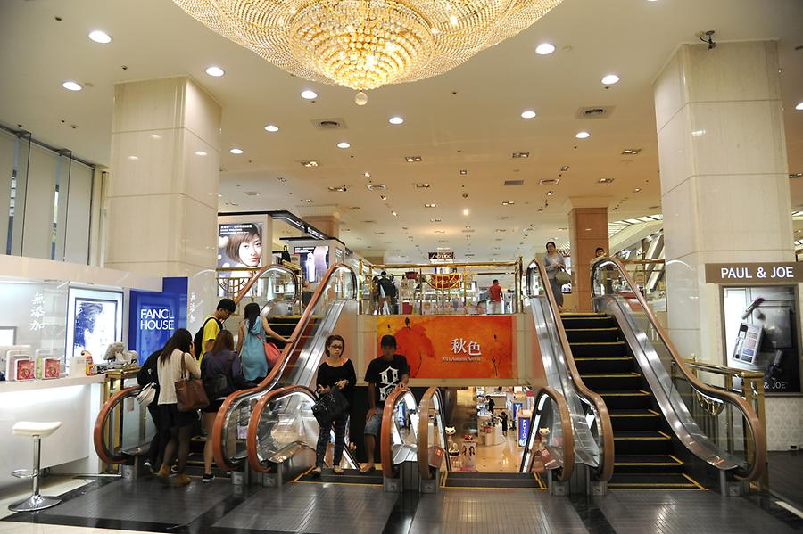 Shopping Mall Tainan