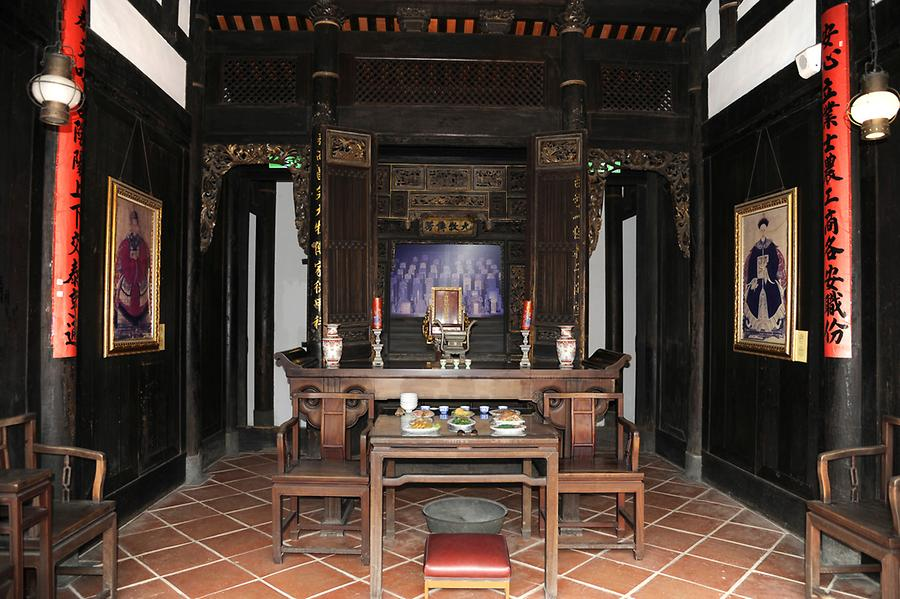 Lin An Tai Historical House