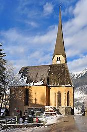 Filialkirche in Bad Gastein