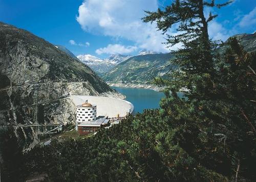 Höchste Staumauer österreichs Heimatlexikon Kunst Und Kultur Im Austria Forum