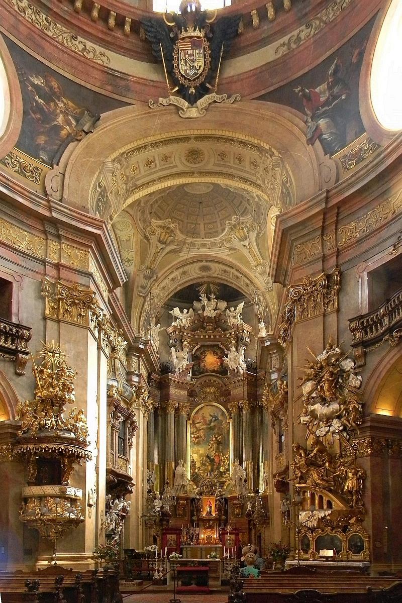 Peterskirche Wien 1 Heimatlexikon Kunst Und Kultur Im Austria
