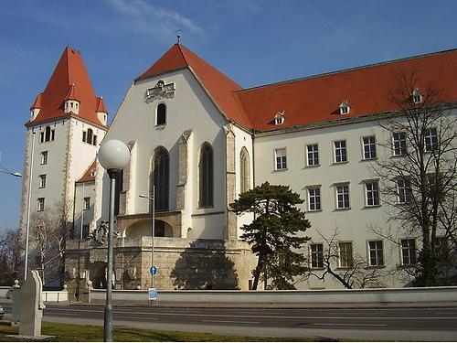 Wiener Neustadt (Burg) | Heimatlexikon | Kunst und Kultur ...