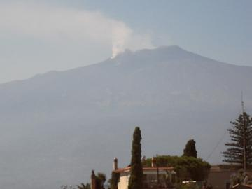Sicily - Mount Etna, Photo: T. Högg, 2010