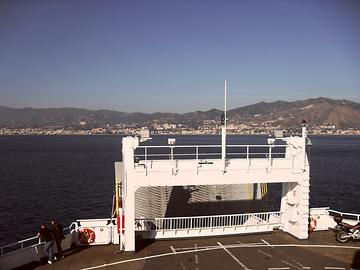 Calabria - Straits of Messina, Photo: T. Högg