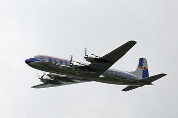 Douglas DC-6 Flying_Bulls