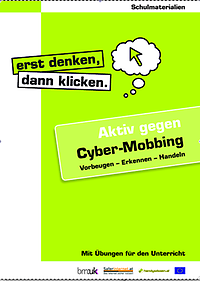 Cover Schulmaterial Aktiv gegen Cyber-Mobbing