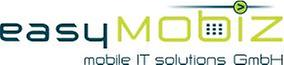 Logo easyMOBIZ mobile IT solutions GmbH