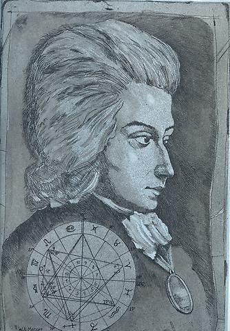 Mozart Todestag