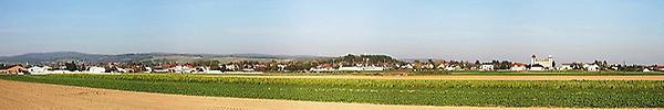 Panorama- Lackendorf