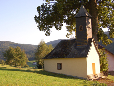 Kapelle Saggraben