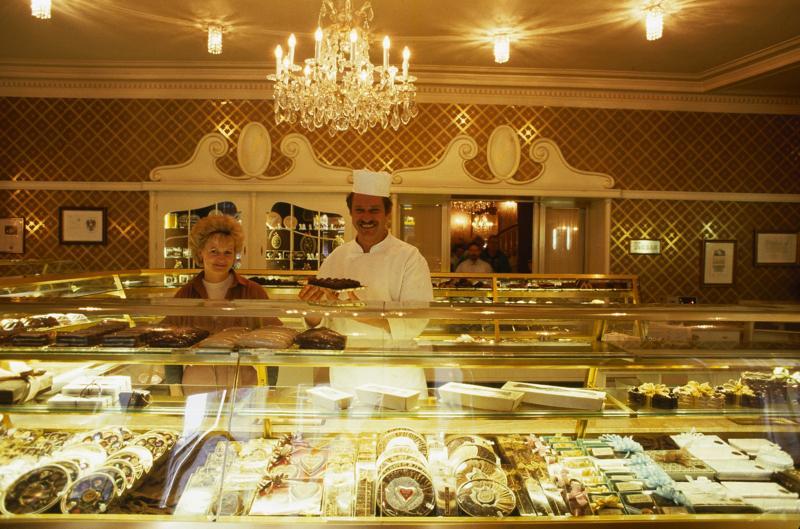 Cafe Katharina Wien