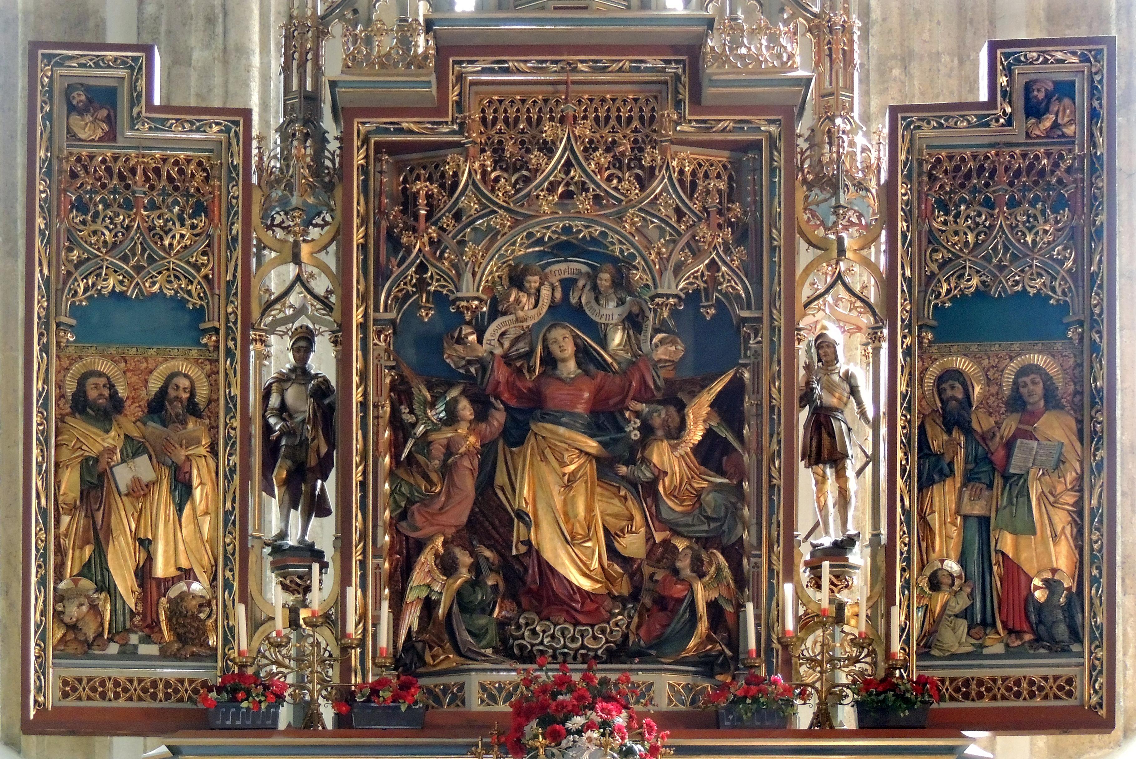 österreich Maria Himmelfahrt