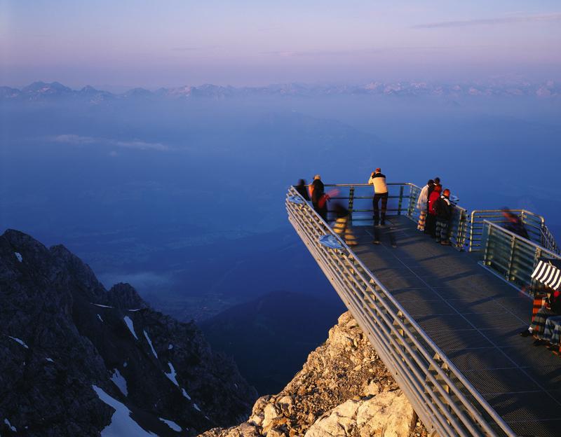 Sky Walk Boards : Dachstein skywalk ramsau am bildlexikon
