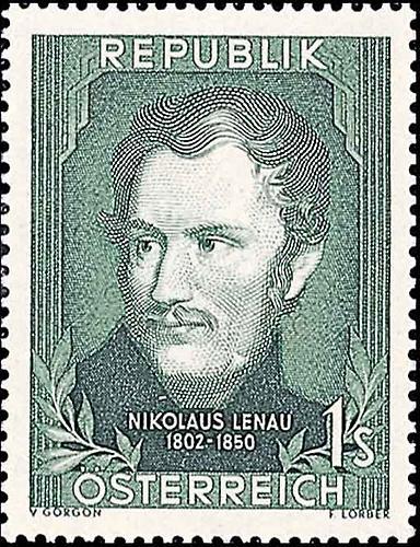 Österreich Dichter Nikolaus