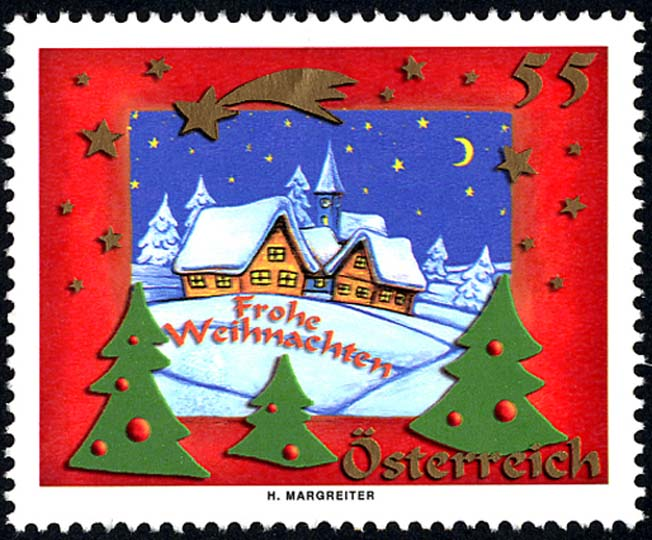 weihnachten 2005 2005 briefmarken kunst und kultur. Black Bedroom Furniture Sets. Home Design Ideas