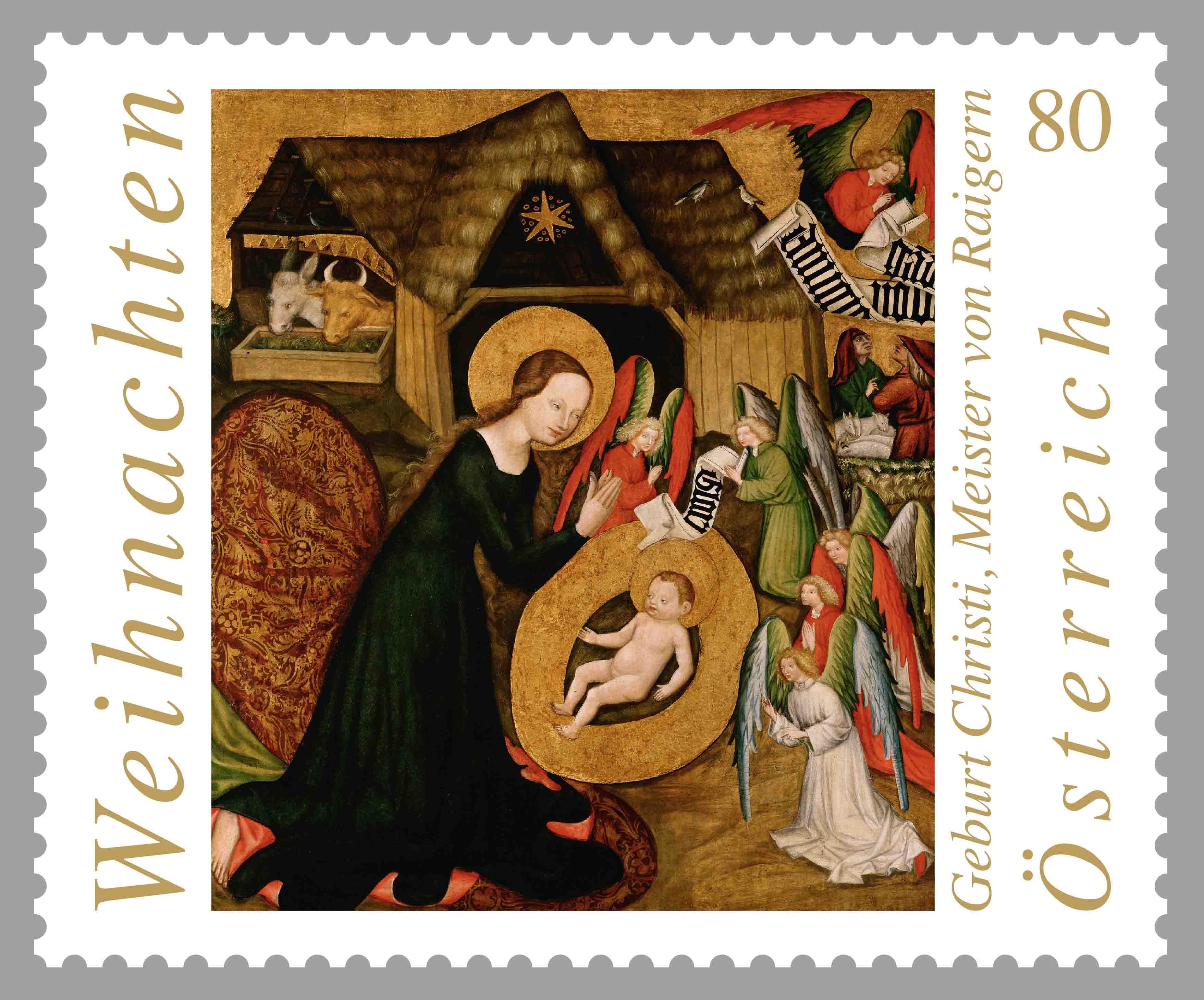 Weihnachten 2016 Geburt Christi Meister von Raigern   2016   Kunst ...