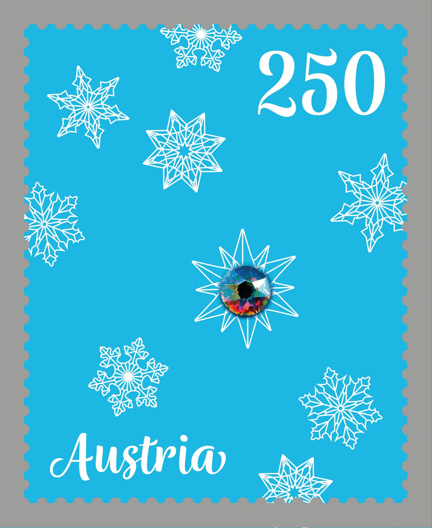 Weihnachten 2017 Veredelt mit Swarovski Kristallen   2017   Kunst ...