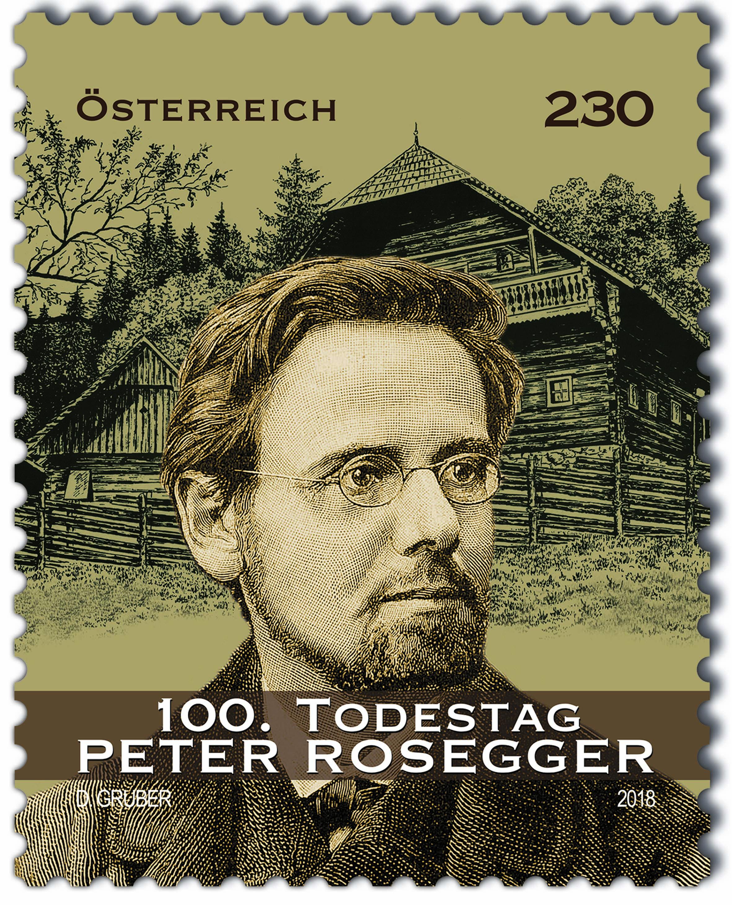Peter rosegger gedichte sts