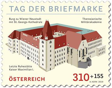 Briefmarke, Tag der Briefmarke 2019