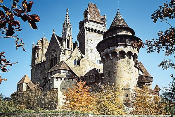 Kreuzenstein Nieder 246 Sterreich Burgen Und Schl 246 Sser