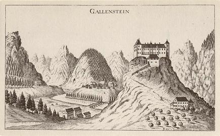 Felsenburg Gallenstein