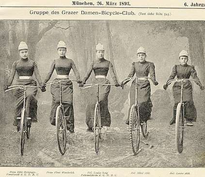 Grazer Damen-Bicycle-Club