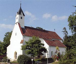 Filialkirche in Blaindorf
