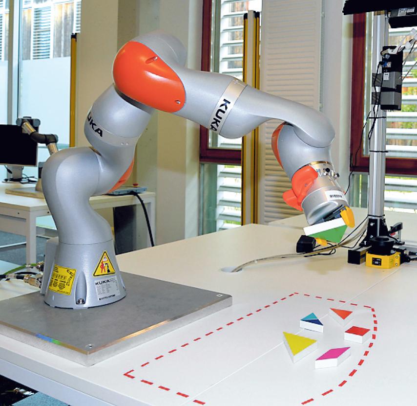 Roboter von Norbert für binäre Optionen