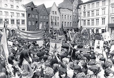 Friedensdemonstration