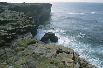 Costline of Inishmore