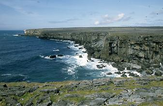 Coastline of Inishmore