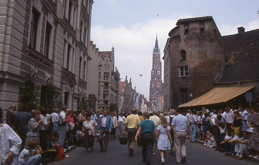 Old town festival
