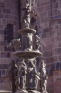 Fountain of the Virtues