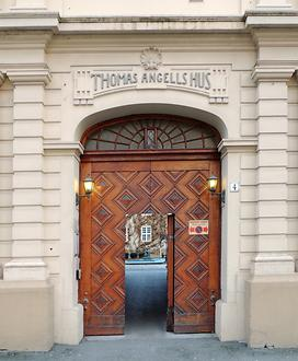 Thomas Angell Hus