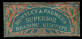 Huntley & Palmers, Biscuits