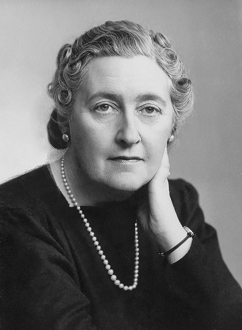 agatha christie essay 5 Unlike most editing & proofreading services, we edit for everything: grammar, spelling, punctuation, idea flow, sentence structure, & more get started now.