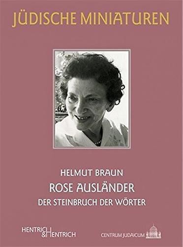 Rose Ausländer Literatur Essays Im Austria Forum