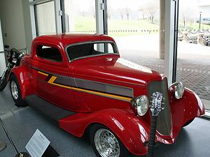 "Der ""Eliminator"" von ZZ Top, ein 1933er Ford Coupé - (Quelle: Whpq, Creative Commons)"