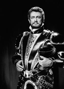 Plácido Domingo als Otello 1987