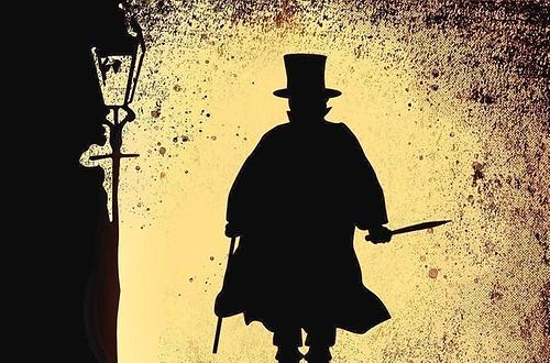 Illustration Jack the Ripper