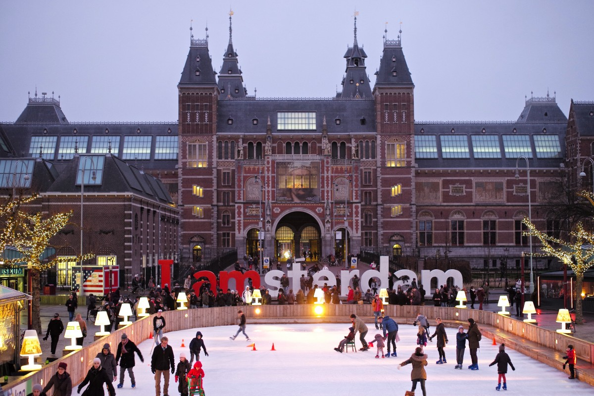 Tourismus Amsterdam