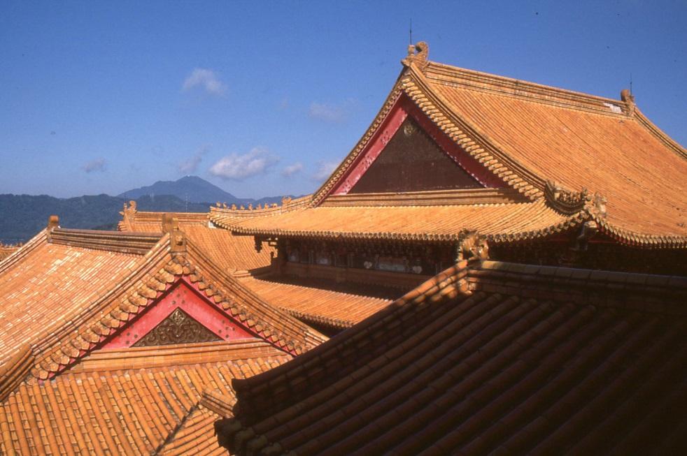 японские крыши фото мультфильмов