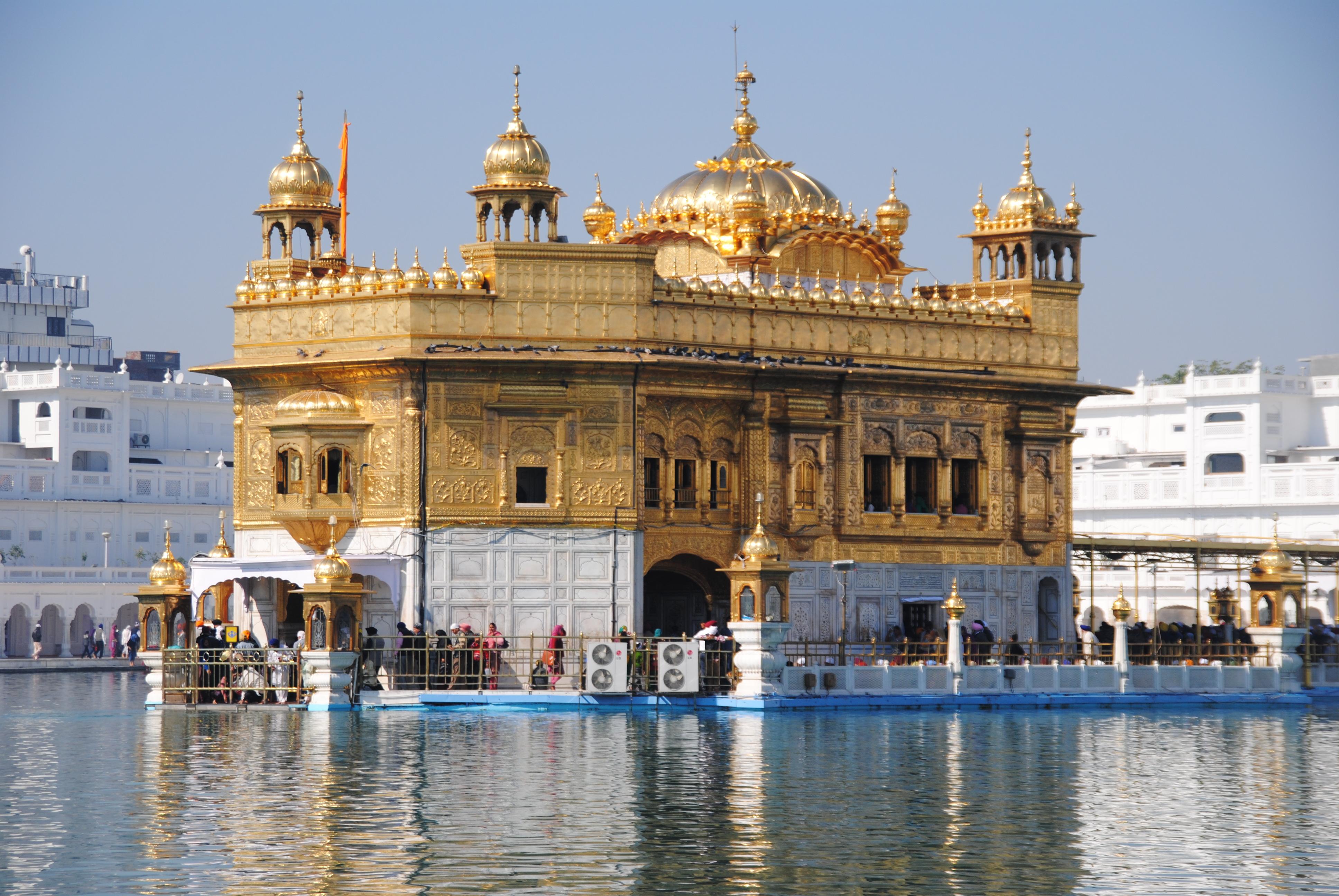 Langar-Küchen Sikhs | Weltreisen | Essays im Austria-Forum