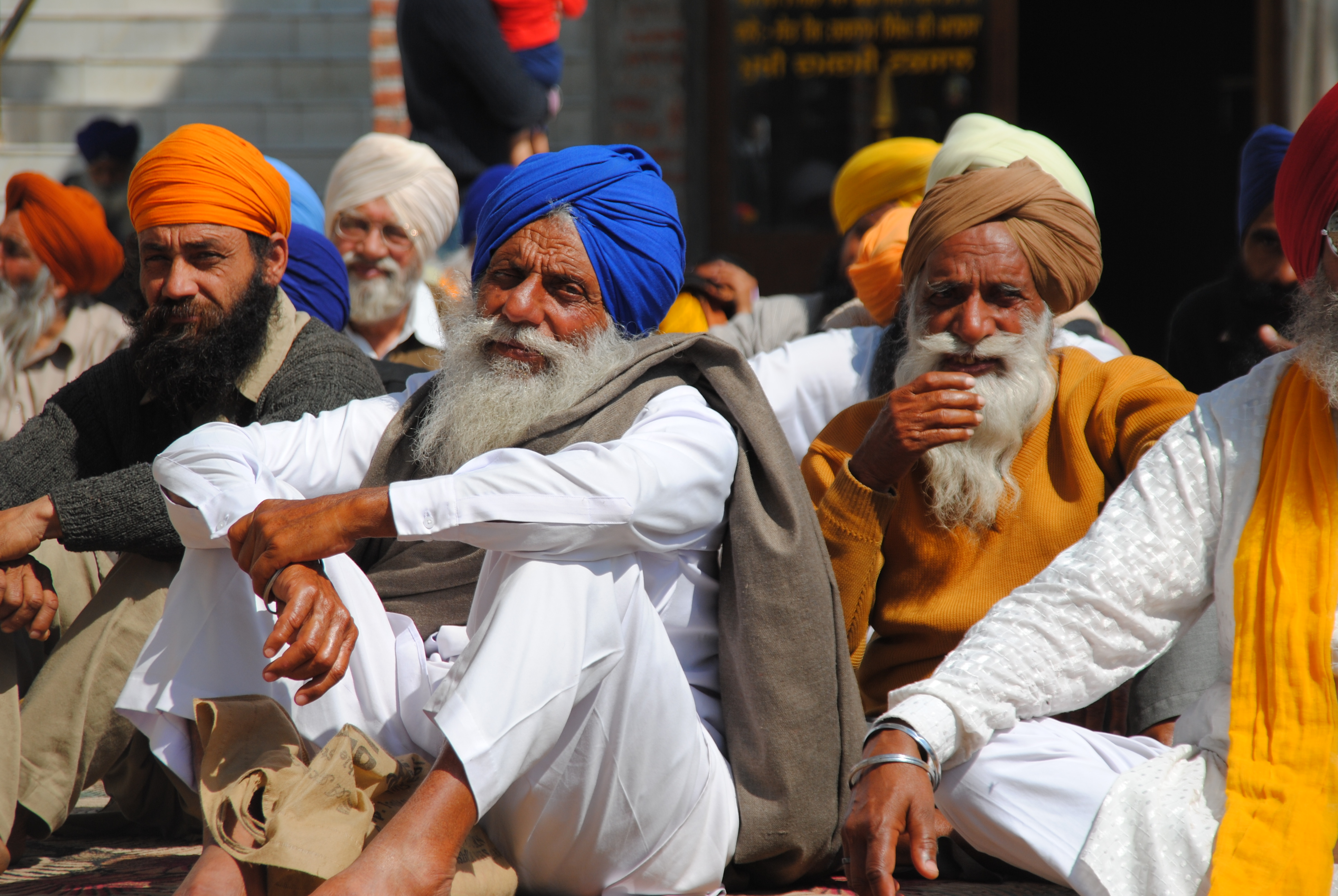 The Langar kitchens of the Sikhs | Special Information