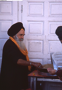 Distribution of Prasad