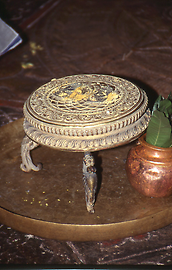 Offering table